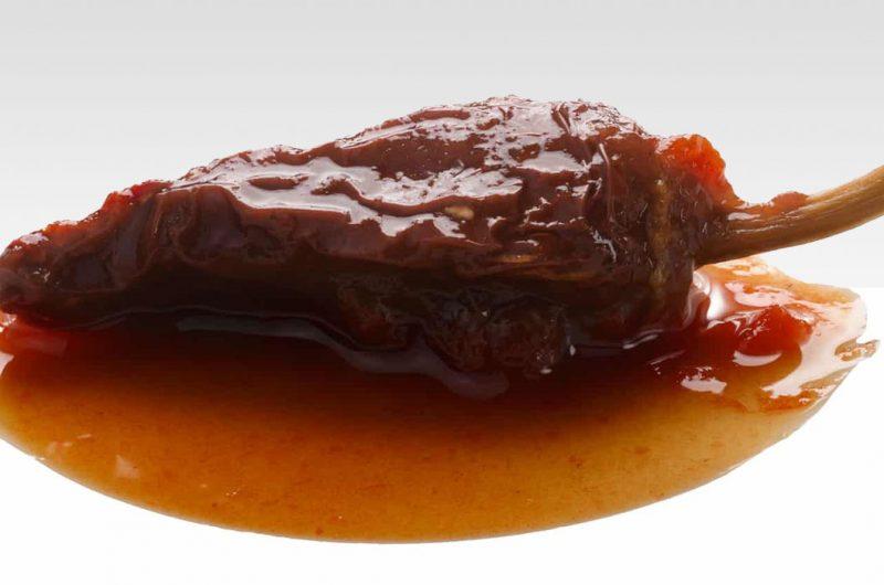 Autentisk Meksikansk adobo saus